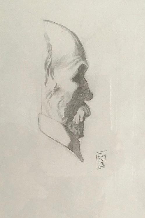 Drawing study NO 2