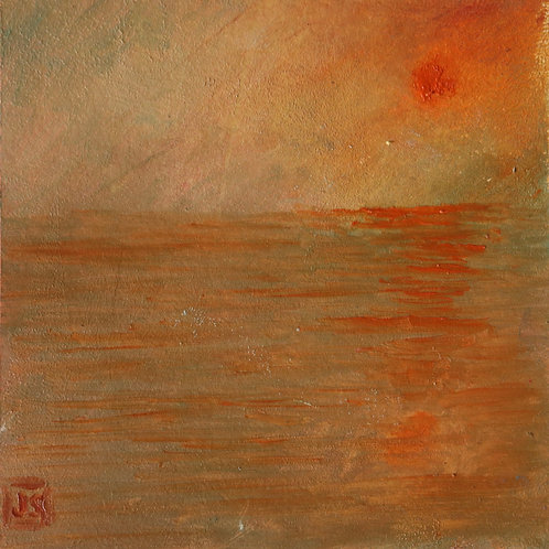 Nod to Monet No 1