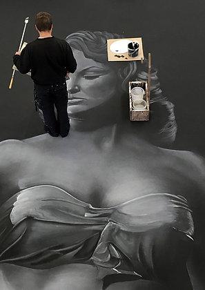 50 ft woman