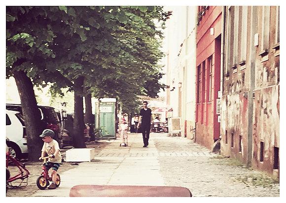 Vater & Söhne, Berlin