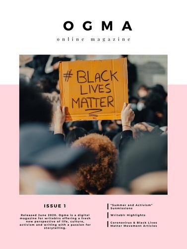 Ogma Magazine Issue 01