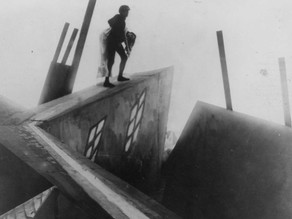 The Cabinet of Dr. Caligari and The Sandman: Bent Reality & Crooked Truths in Modern Filmmaking