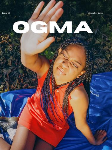 Ogma Magazine Issue 06