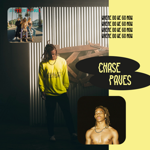 """Chase Paves on """"AFTERWORK"""", Musical Influences, and Music Production"""