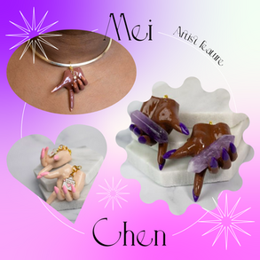 A Q&A with Mei Chen, creator of TheMeitriarchy, on her 'Mini Hands' artwork and inspirations