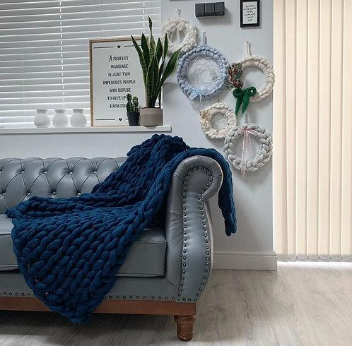 Valencia Sofa Blanket