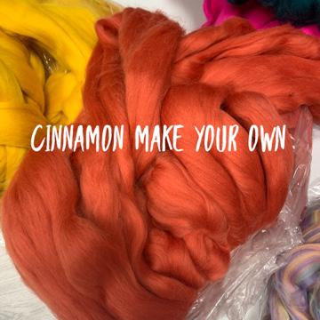Make Your Own Kailey Blanket in Cinnamon