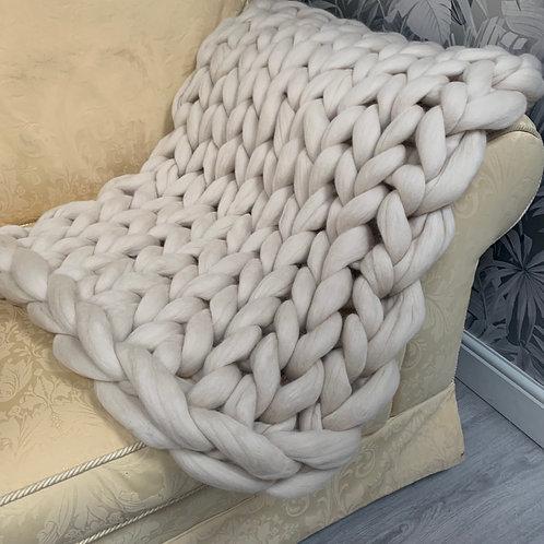 Classic Merino Baby Blanket