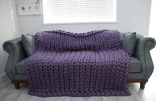'Large'  Merino Wool Blanket