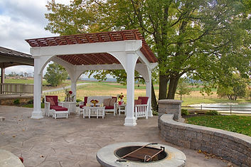 Pergola, Pavilion, Patio, Backyard