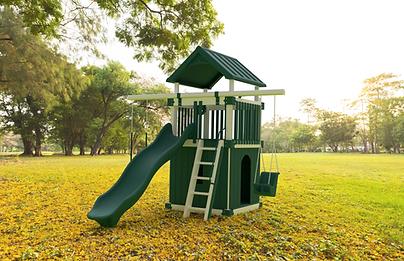 Playset, Playground,Small Yard,Swing Kingdom