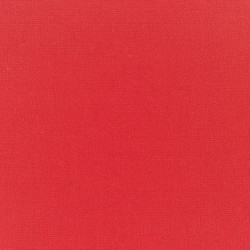 Fabric A - Canvas Logo Red