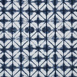 Fabric B - Midori Indigo