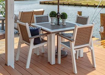 Casual Comfort Marina Dining Set
