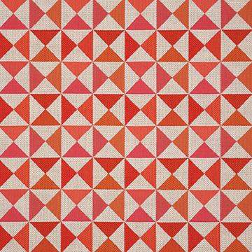 Fabric B - Array Sangria