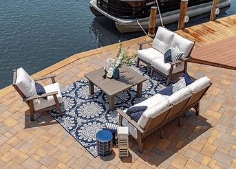 Casual Comfort Marina Lounge Set
