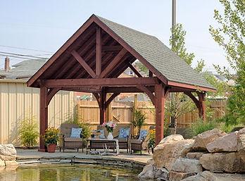 Cedar Alpine Pavilion