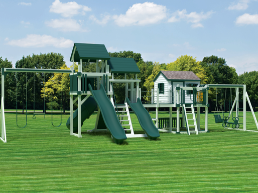Preparing Your Yard For A Playset