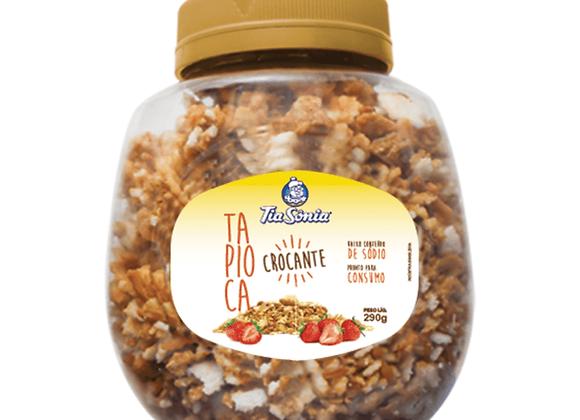 Tapioca crocante Tia Sônia - 290g