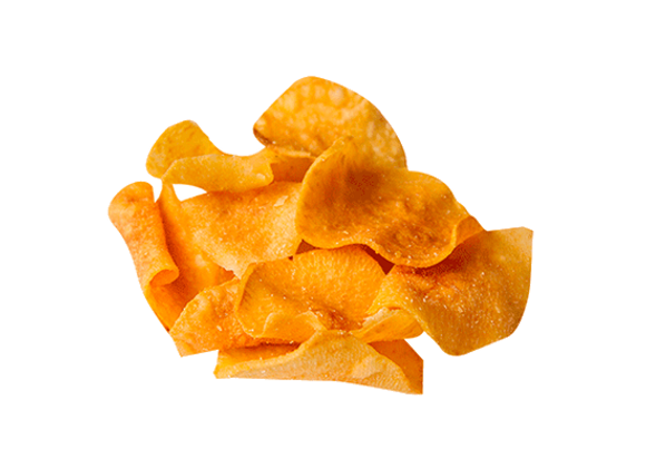 Chips de batata doce - 50g