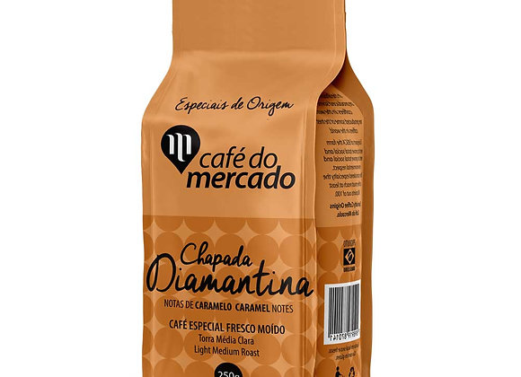 Café do mercado - chapada diamantina - 250g