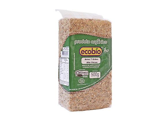 Arroz 7 grãos ECOBIO - 500g