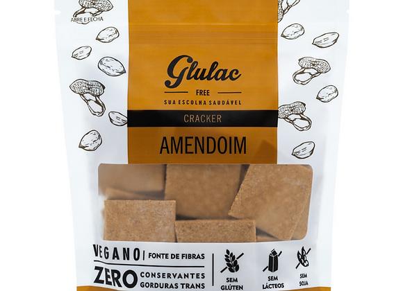 Cracker de amendoim Glulac - 100g