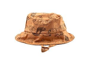 la bêtiserie - chapeau été de type bob pour bébés et enfants