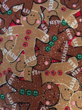 Gingerbread Sparkle