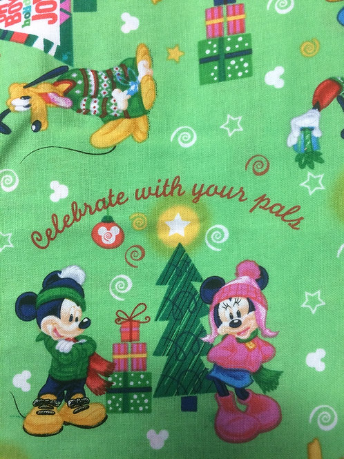 Mickey/Minnie & Pluto/Goofy Christmas