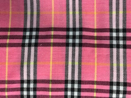 Pink Burberry Plaid