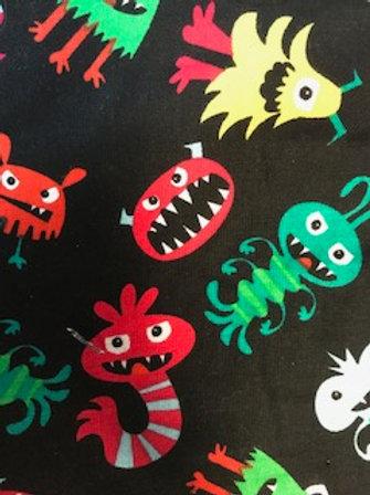 Monsters on Black