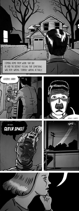 The Homewrecker from outer space