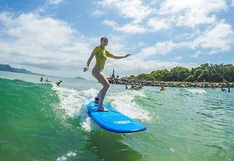 Surf Barra da Lagoa