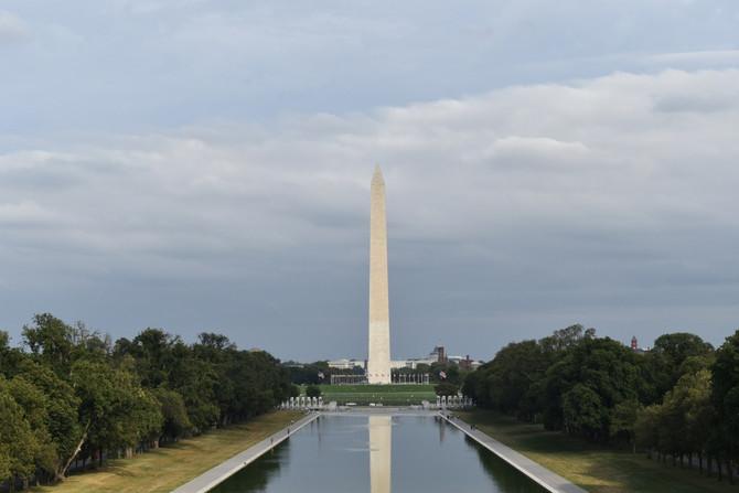 Krótki spacer po stolicy Stanów Zjednoczonych – Washington D.C.
