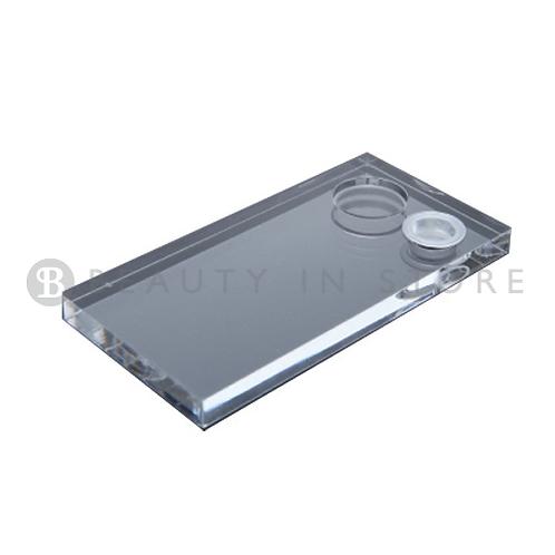 Square Plate Caps(100pcs)
