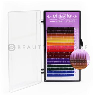 Belle Rainbow Colour Lash