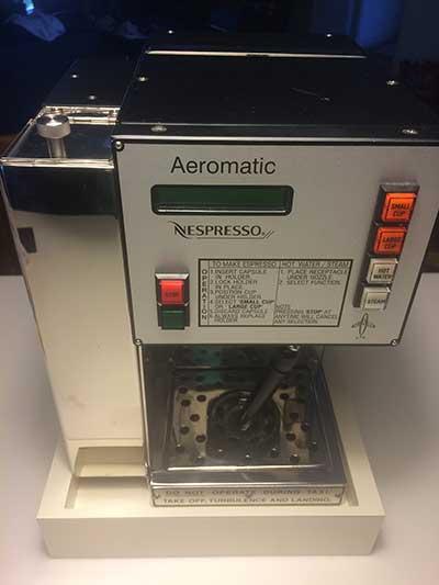 Aerolux LTD Espresso Maker P/N AL-EX15-200E-17