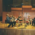 Sextett-Aufnahme mit T. Kakuska und V. Erben, Dez 2002