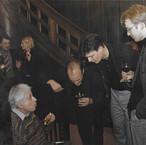 mit G. Ligeti, Wissenschaftskolleg zu Berlin, 1999
