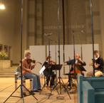 Aufnahme Beethoven 59/1, Juni 2005
