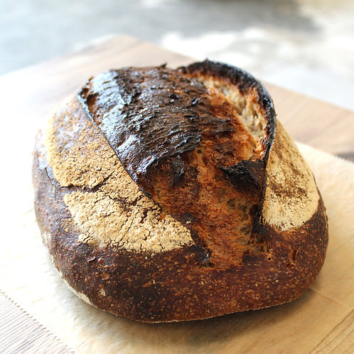 Janine's Sourdough Loaf