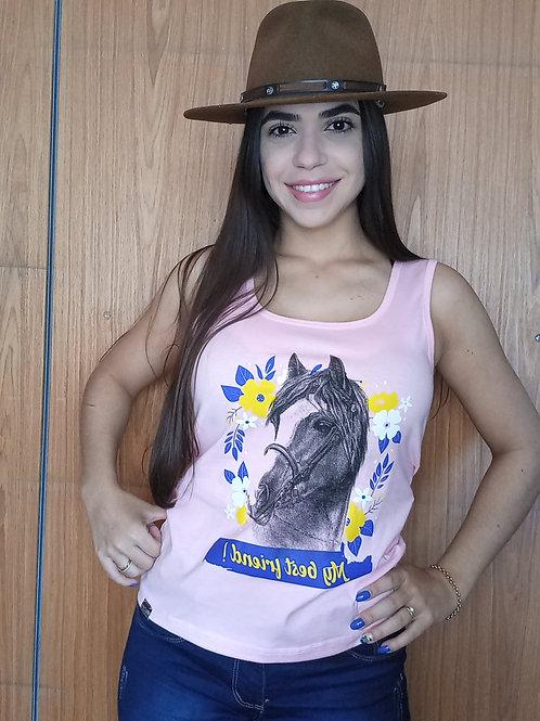 T-shirt Regata My Best Friend