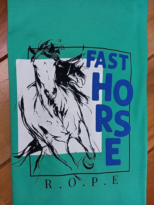T-shirt Fast Horse