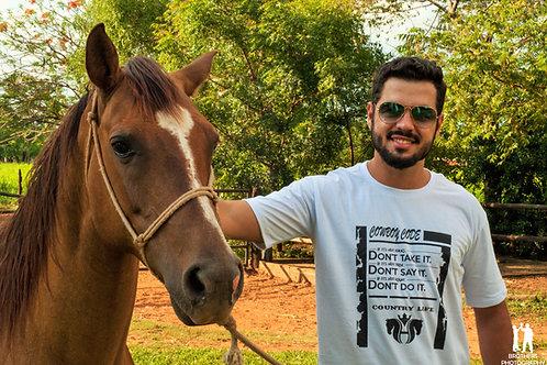 Camiseta Cowboy Code
