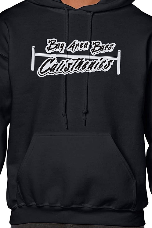 Sweatshirt Bay Area Bars Calisthenics