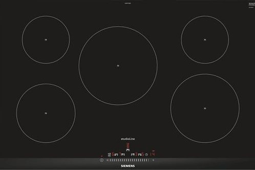 Siemens iQ500 Induction hob with touch slider EH877FVB1E