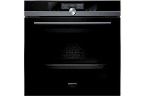 Siemens iQ700 Single oven HB878GBB6B - Black Edition