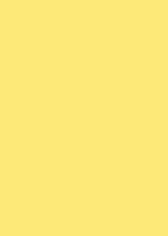 11 Pastel Yellow Satin