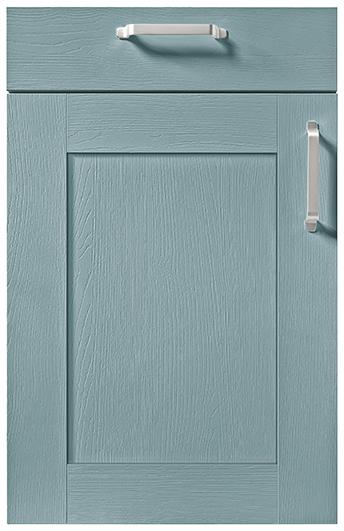 Casa Blue Grey Silk Gloss